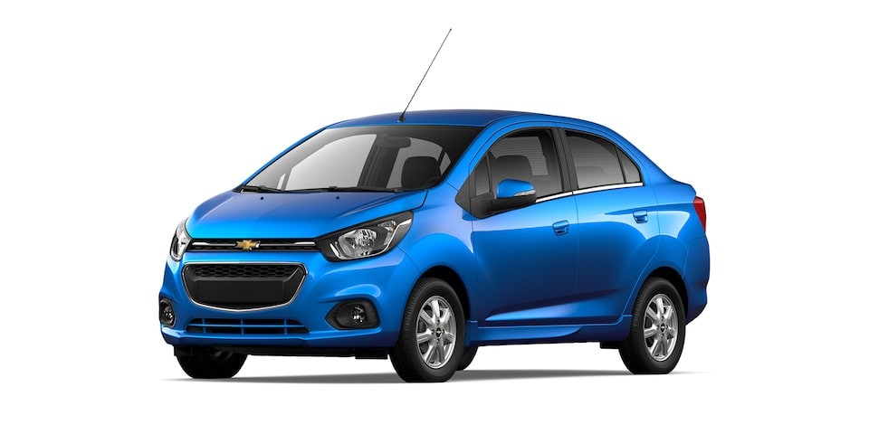 Chevrolet Beat Notchback 2021 color indigo